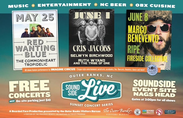 Soundside Live Sunset Concert Series