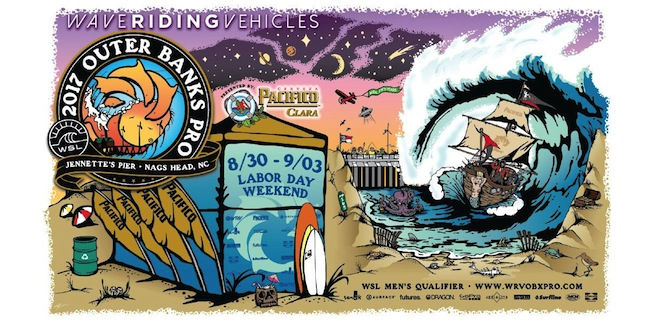 Don't Miss the WRV Outer Banks Pro