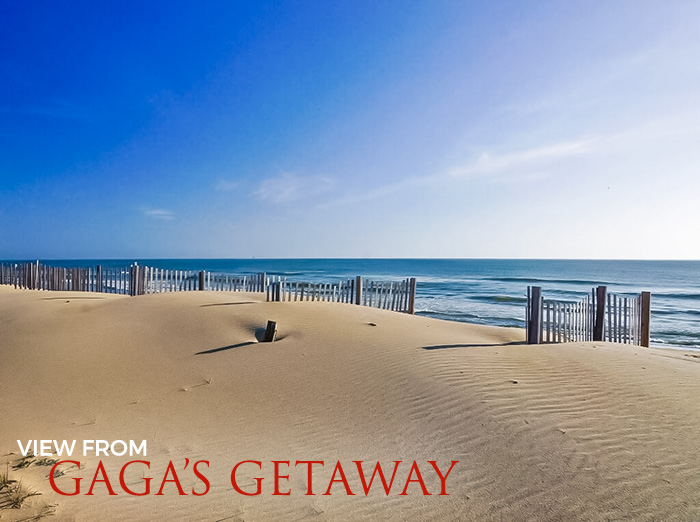 Gaga's Getaway Nags Head Vacation Rental