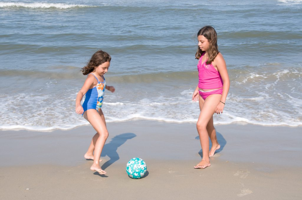 4 Kid Approved Beach Activities for the Outer Banks