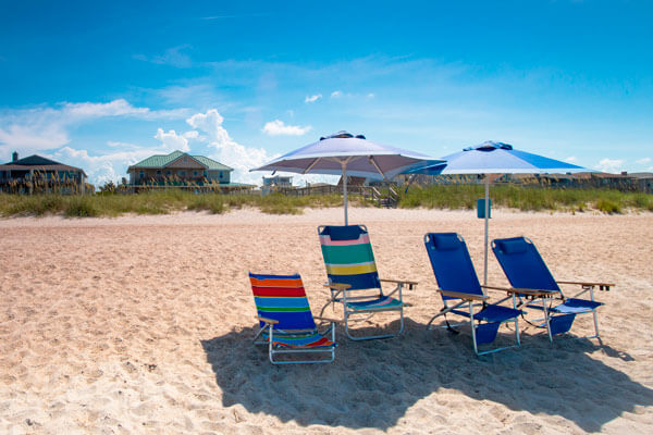 Outer Banks Vacation Rentals beach front